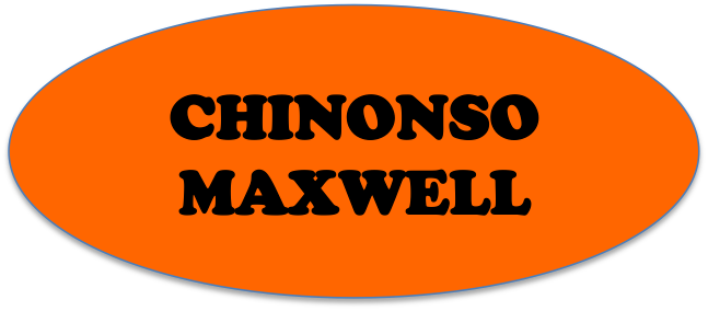 Chinonso Maxwell